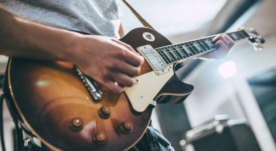 elektrisch gitaar leren spelen voor beginners